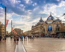 Montpellier et ses environs