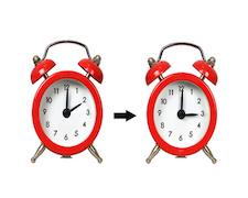 Vers la fin du changement d'heure?