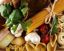 Petits plats italiens, simples et délicieux