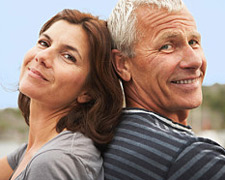 Emménager ensemble après 50 ans ?
