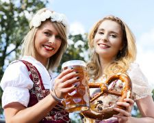 Fête de la bière à Munich